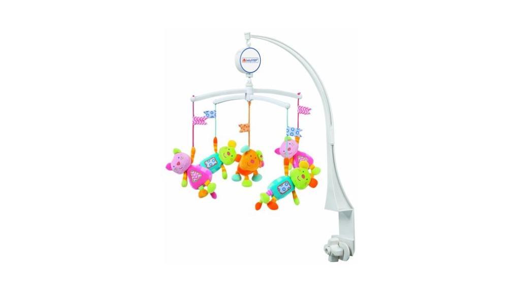Fehn 142495 Robos - Móvil de cuna musical para bebés por unos 20 euros