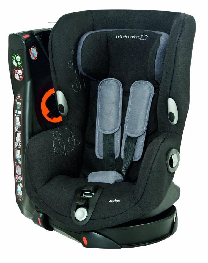 Bébé Confort Axiss - Silla de coche grupo 1 - Opinión y análisis