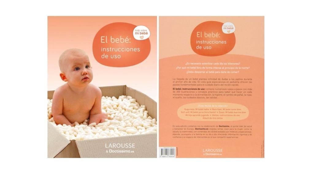 Libros para padres primerizos: todo lo que necesitas saber de tu bebé