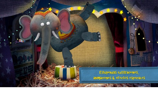 """""""Buenas Noches Circo – El cuento antes de dormir para niños"""""""