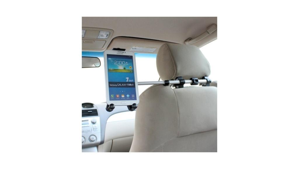¡Alerta ganga!: soporte de tablets para reposacabezas de coches iKross