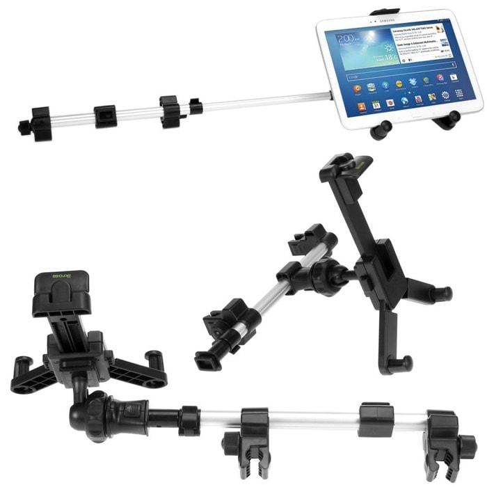 soporte tablet coche iKross