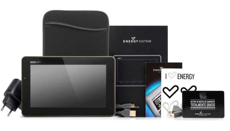 Energy Sistem s7 Dual - Tablet de 7""