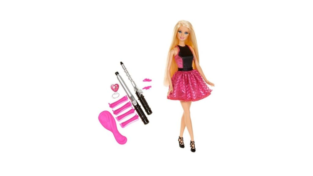 Barbie - Muñeca riza y peina con un descuento del 20%