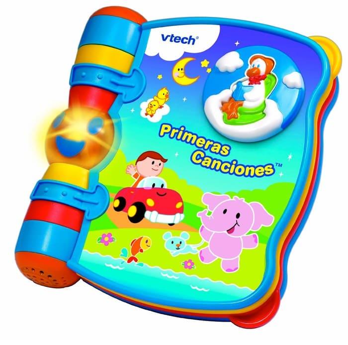 Vtech Primera Infancia - Primeras Canciones