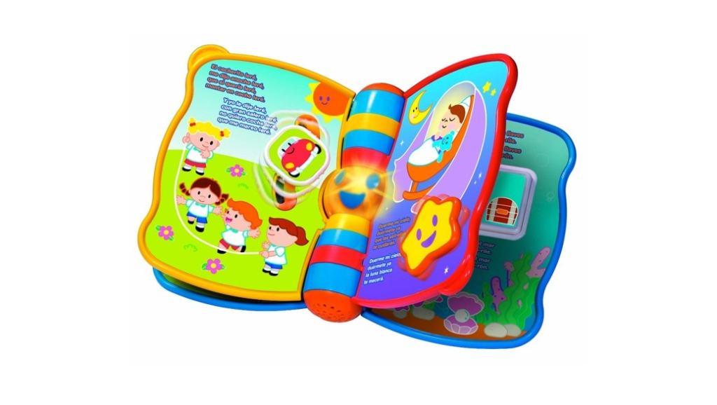 Un juguete llamativo y educativo para niños de entre 2 y 3 años: Vtech Primera Infancia - Primeras Canciones