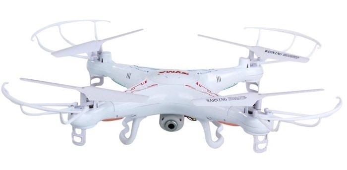 Syma- 1/ X5C Drone Quadcopter de 6 Ejes con Cámara HD de Alta definición y Control Remoto