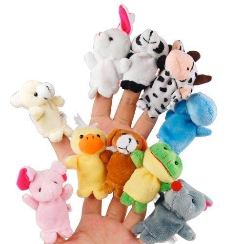 Roza trading - Marioneta de dedos