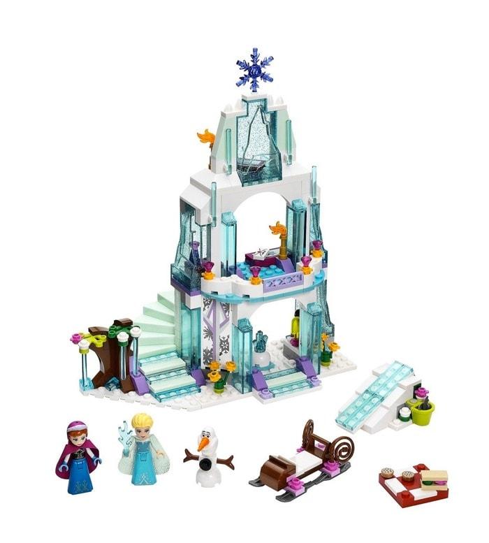 LEGO Princesas Disney - El brillante castillo de hielo de Elsa (41062)