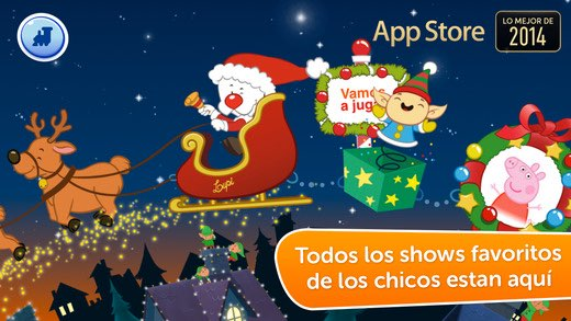 playkids aplicación apple
