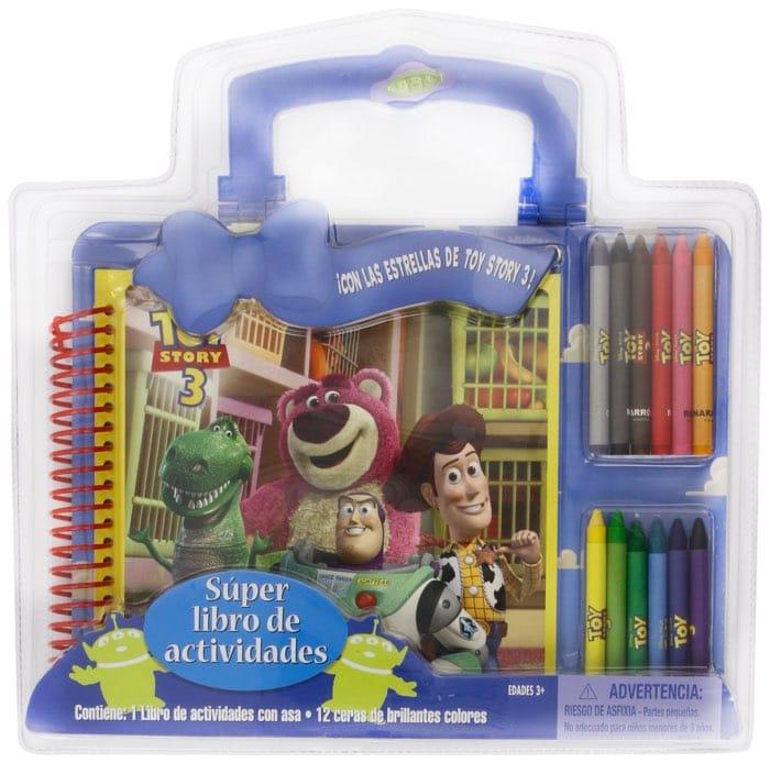 Toy Story 3. Superlibro de actividades (Disney-Pixar)