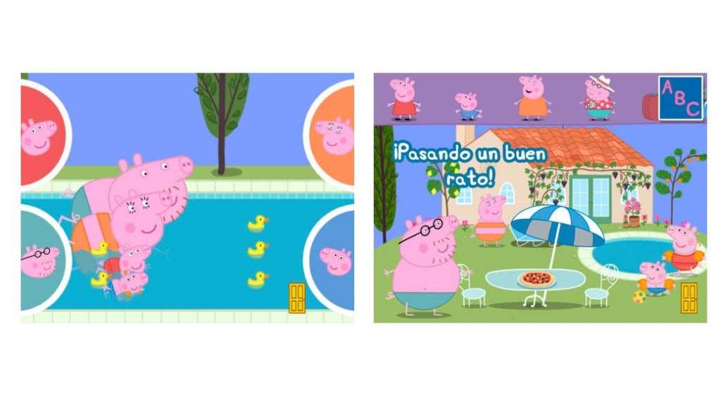 Aplicaciones de Peppa Pig rebajadas de precio por tiempo limitado en la App Store de Apple (iPhone, iPad)