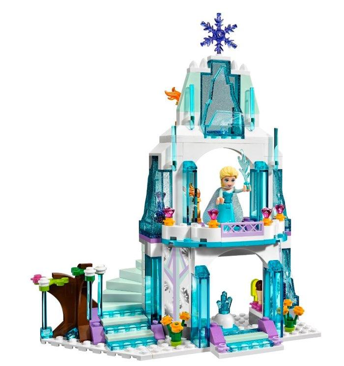 LEGO Princesas Disney - El brillante castillo de hielo de Elsa