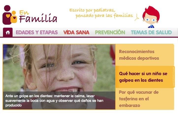 En Familia WEB