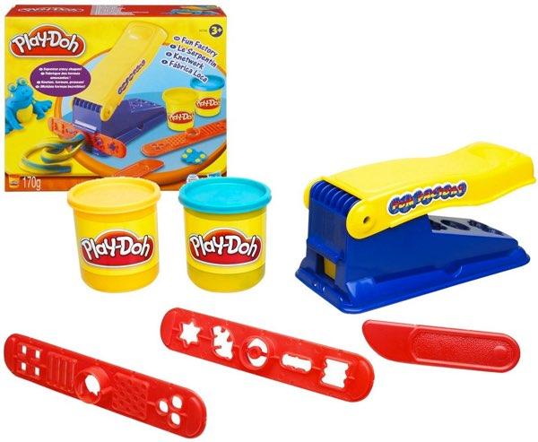 play-doh fabrica loca