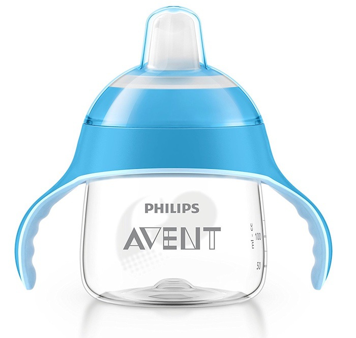 Philips Avent SCF751/05 - Vaso con boquilla blanda