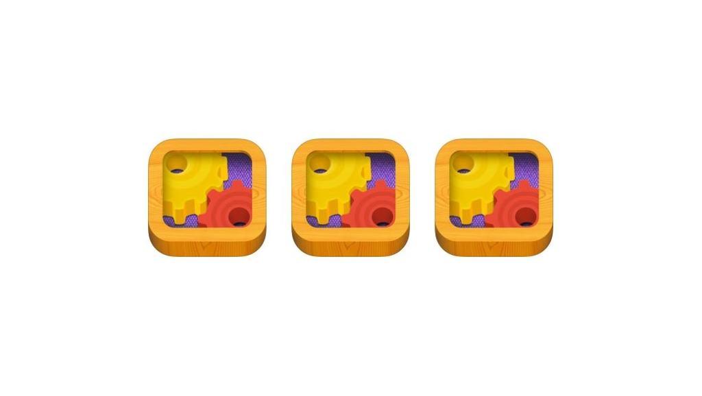 Aplicación educativa para niños entre 5 y 9 años: Crazy Gears (iPhone, iPad)