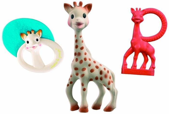 jirafa sophie juguete