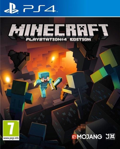 Minecraft PlayStation 3, PlayStation 4, PlayStation Vita, Xbox 360, Xbox One - unos 15 euros