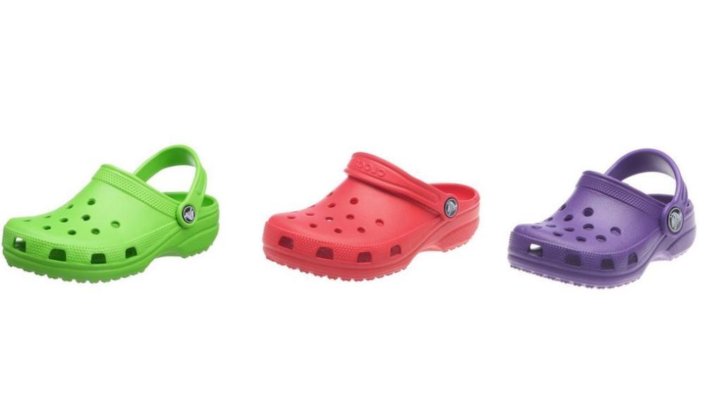 Dónde comprar unos zuecos Crocs Junior para niños y niñas