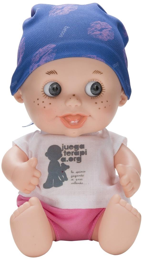 Juegaterapia - Muñeco Baby Pelón