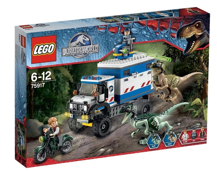 LEGO Jurassic World - Playset