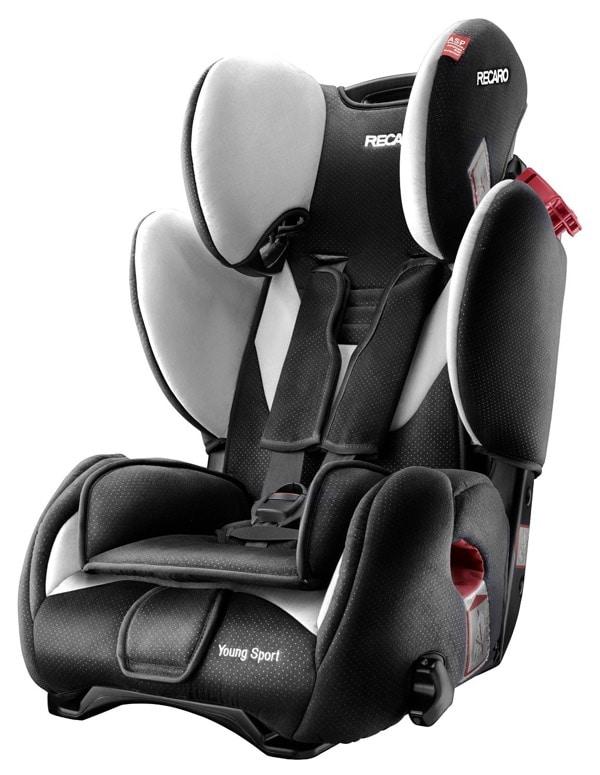 Son las sillas de coche para ni os que abarcan varios for Sillas de coche ninos