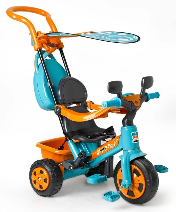 El mejor triciclo evolutivo para bebés: FEBER Baby Plus Music