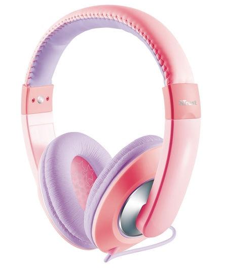 auriculares especiales para niños con limitador de sonido, los Trust Sonin
