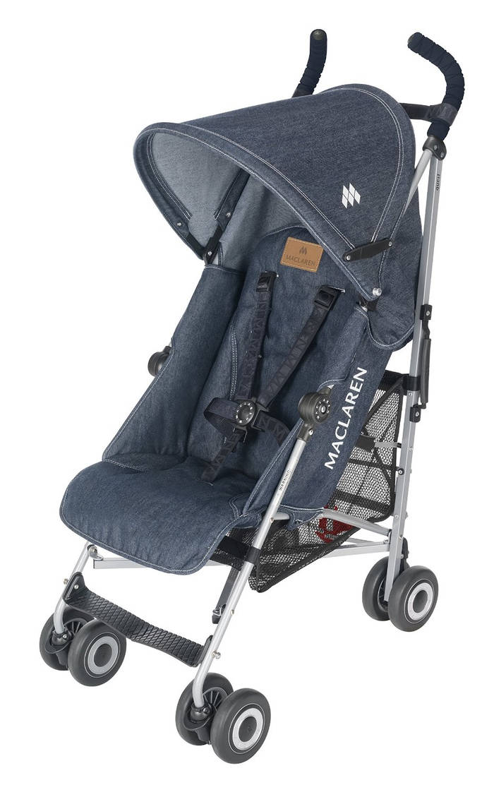 Maclaren quest silla de paseo rebajada de precio un 25 - Silla paseo maclaren quest ...