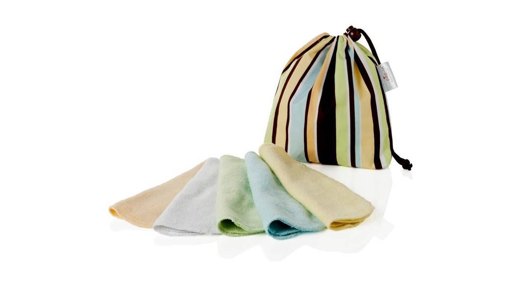 La mejor manera de limpiar el culito de tu bebé: toallitas lavables de Close Parent