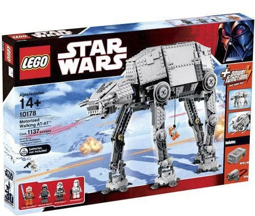 LEGO Star Wars - Motorized Walking AT-AT (10178)
