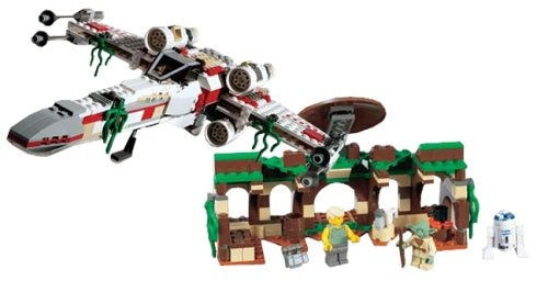 LEGO Star Wars X-Wing Fighter (4502)