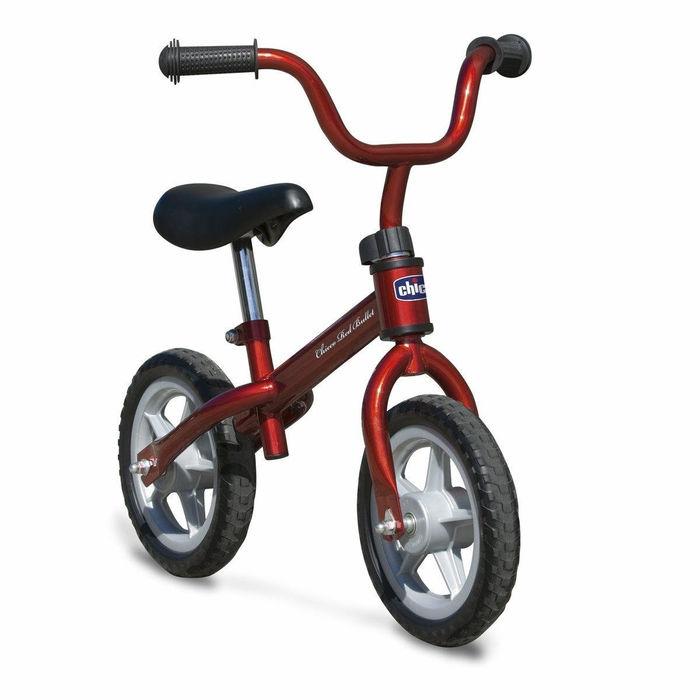 Chicco First Bike - Bicicleta sin pedales con sillin regulable para edades de 3 a 5 año