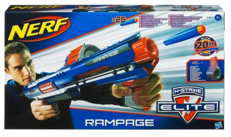 Nerf - Elite Rampage (Hasbro 98697148)