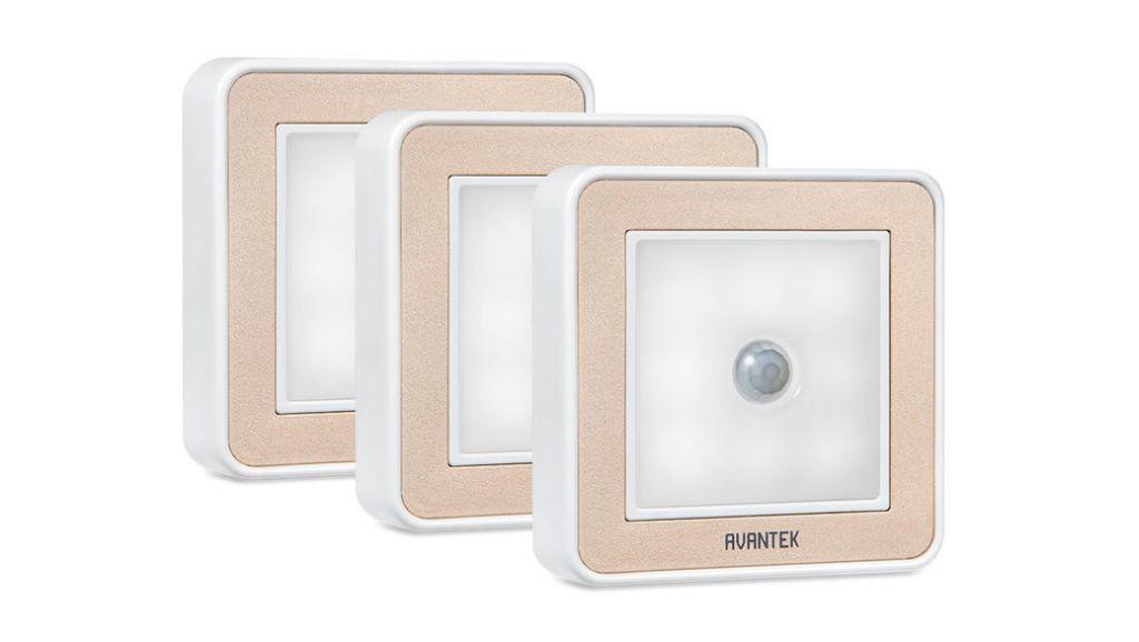 Luces nocturnas de Avantek ELF-N3 con sensor de luz y de movimiento - Opinión