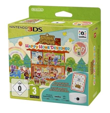 ¿Qué videojuegos infantiles están teniendo mucho tirón estas navidades 2015? Animal Crossing