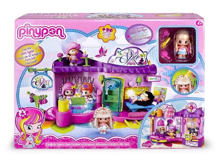 Pinypon - Centro de belleza y spa (Famosa 700011513)