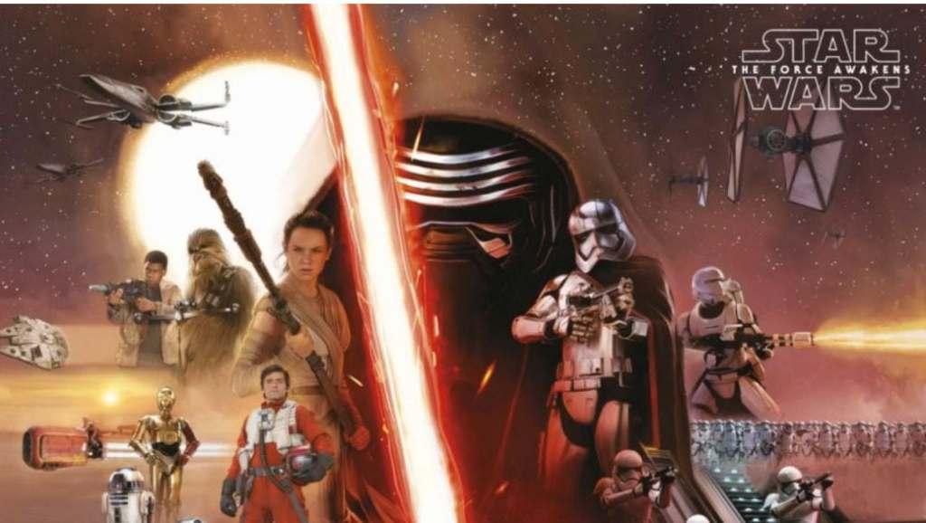 ¿Existe una tienda de Star Wars en España dónde poder comprar los productos de las nuevas películas?