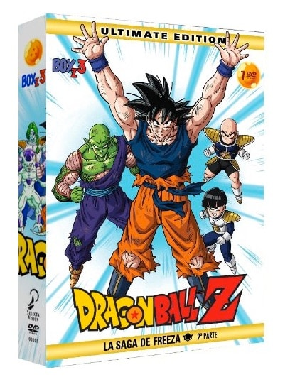 Dragon Ball Z Box 3 [DVD]