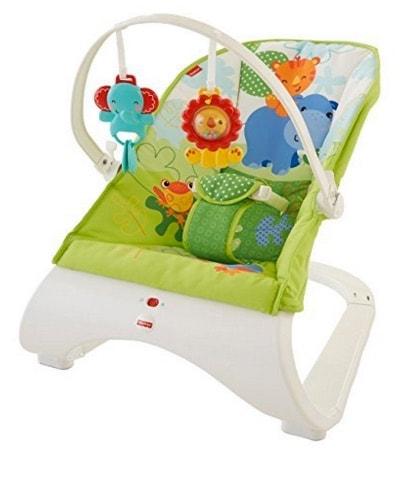 Fisher Baby Gear – Hamaca confort y diversión