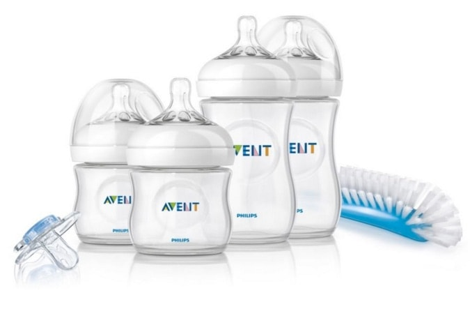 set para recién nacidos de Avent