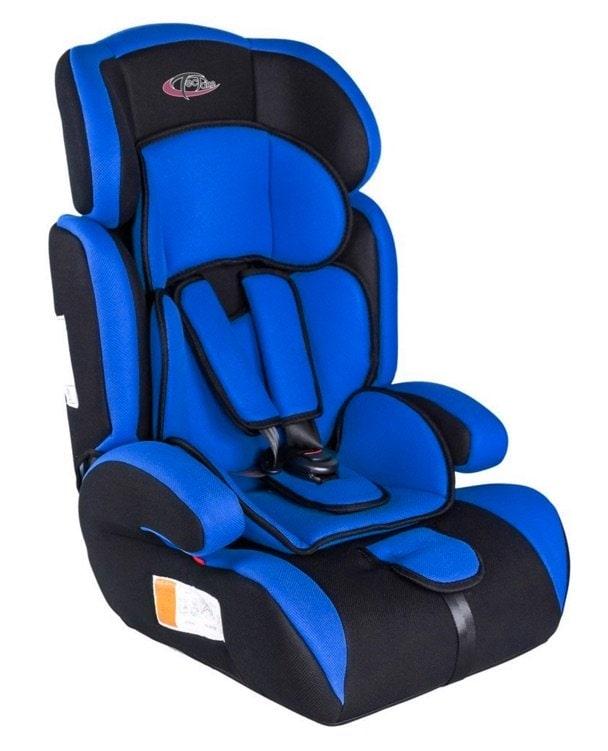 TecTake Silla de coche para niños - Grupos 1/2/3