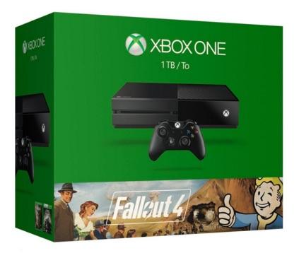 Xbox One - Consola 1 TB + Fallout 4 + Fallout 3