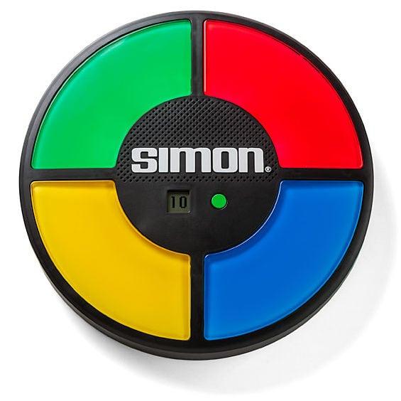 simon dice juego