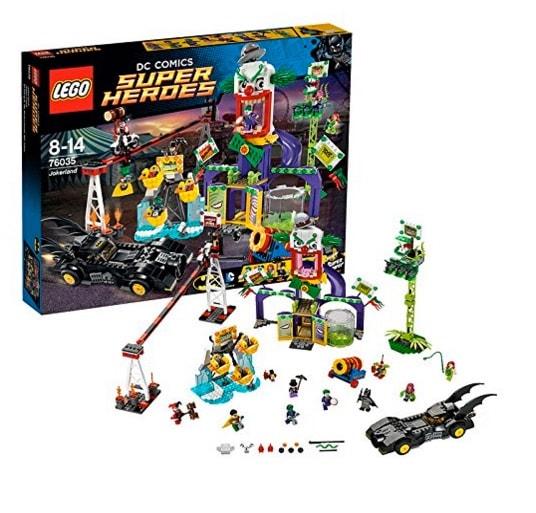 Un juguete LEGO Super Heroes y el yate de Minnie rebajados de precio