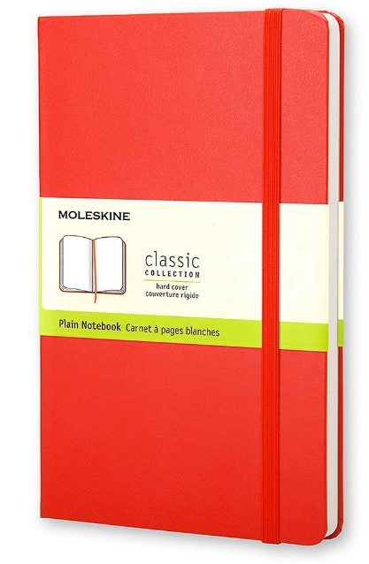 Moleskine Clásica - Cuaderno de tapa dura