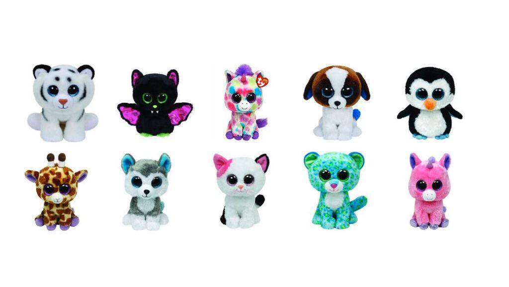 TY – Beanie Boo's – Peluches de 15 cm: mi hija se vuelve loca con ellos