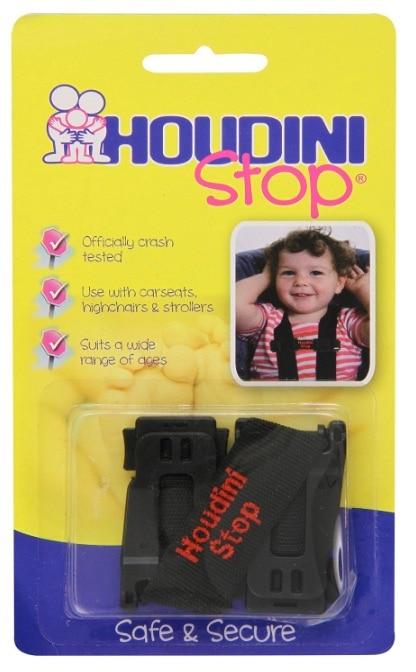 Houdini Stop: cómo evitar que el niño saque los brazos por fuera de los arneses de la silla del coche