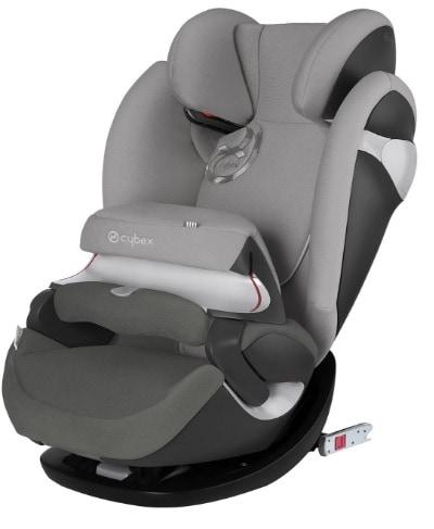 Silla de coche para niños CYBEX Pallas M-Fix Manhattan rebajada de precio